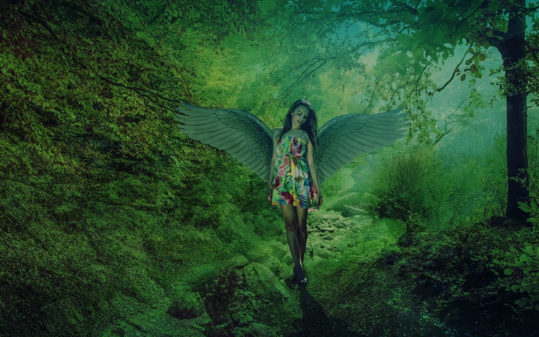 Day Eight – Archangel Raphael