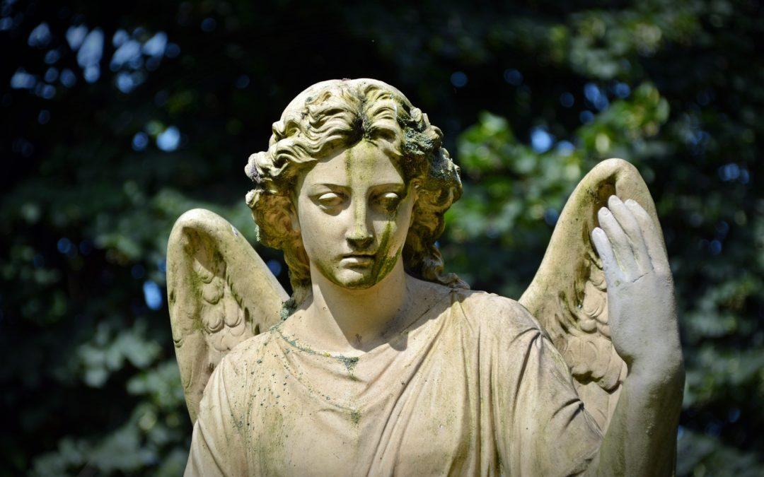 Day Four – Angel Zachriel