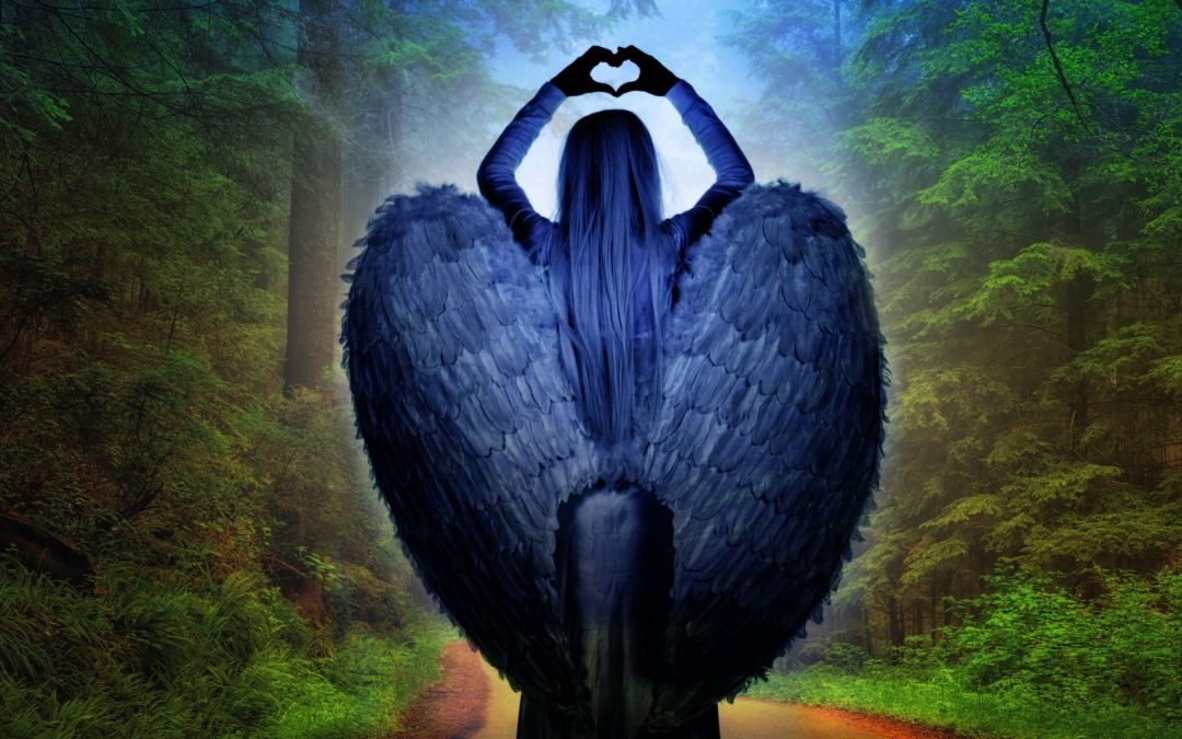 Day Twenty-Two – Archangel Zadkiel