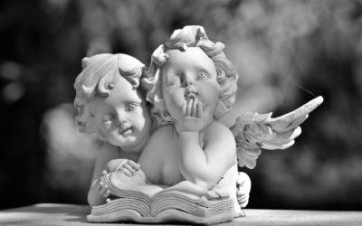 Day Twenty-Three – Angels Raqib and Atid