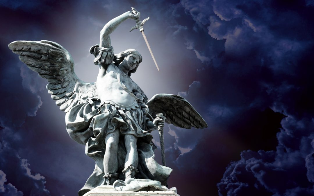Day Twenty-One – Archangel Michael